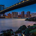 Manhattan Bridge NYC by ZUCCONY