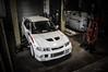 Mitsubishi Lancer Evo 6 RS rebuild