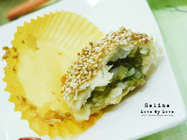 大坪林捷運站附近美食餐廳素食小蔬杭 (14)