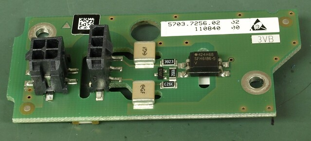 Rohde & Schwarz HMO1232 Oscilloscope Teardown