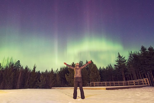 Welcome, Northern lights!