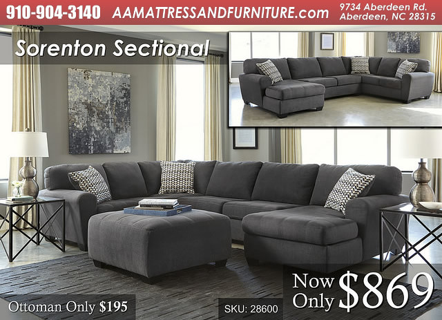 Sorenton Sectional WM