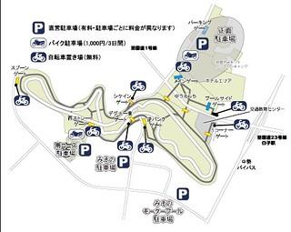 2016F1駐輪場マップ