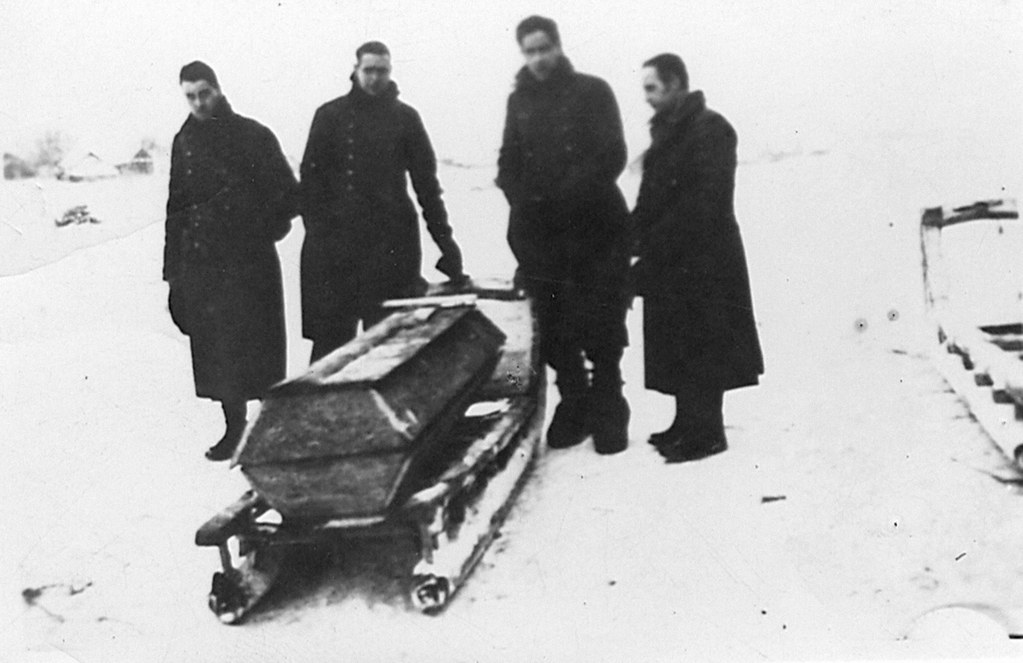 Domingo Rodríguez Romera DIVISION AZUL albaceteños frente ruso 1942 foto 7