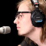 Wed, 03/02/2016 - 3:42pm - Dylan LeBlanc Live in Studio A, 02.03.2016 Photographer: Kristen Riffert