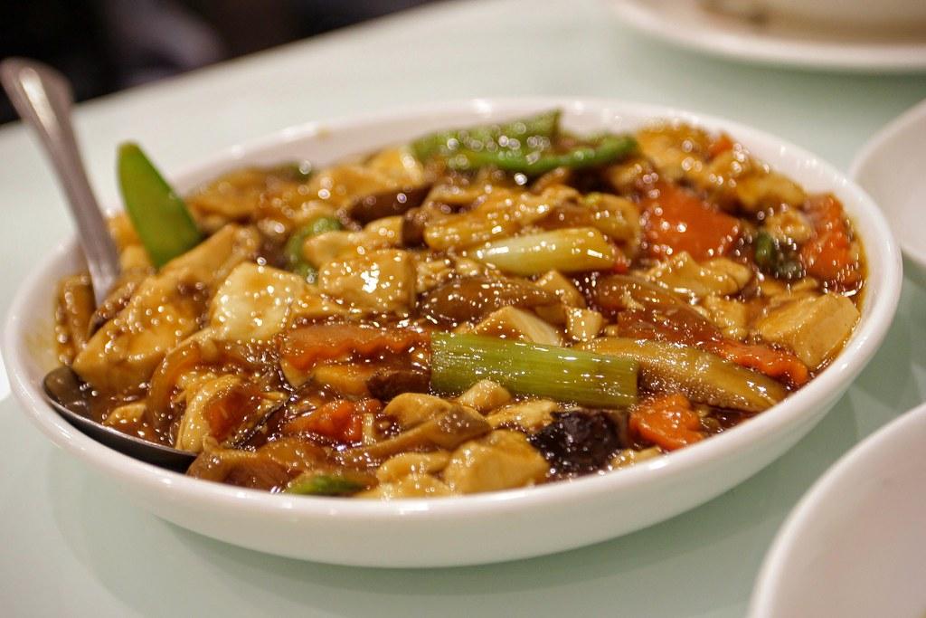 紅燒豆腐,是下飯的好料啊!!