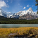 Waterfowl Lakes by AdelheidS photography
