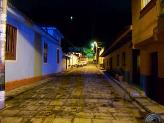 Calle de Zipacón