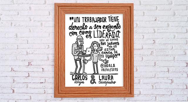Hoala Tips Creativos Carlos Alija y Laura Sampedro
