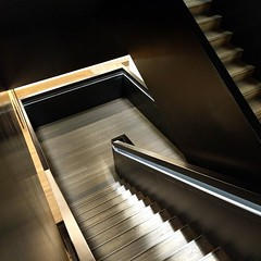 Stairs. Tate late (modern).