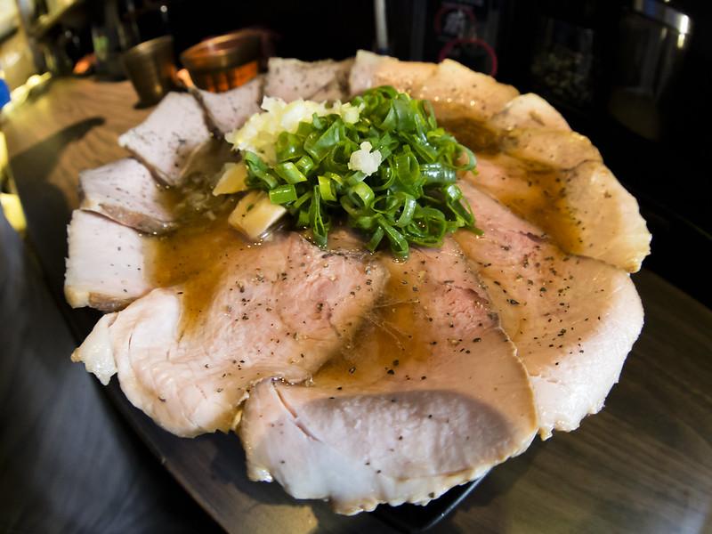 鷹流東京醬油拉麵-蘭丸