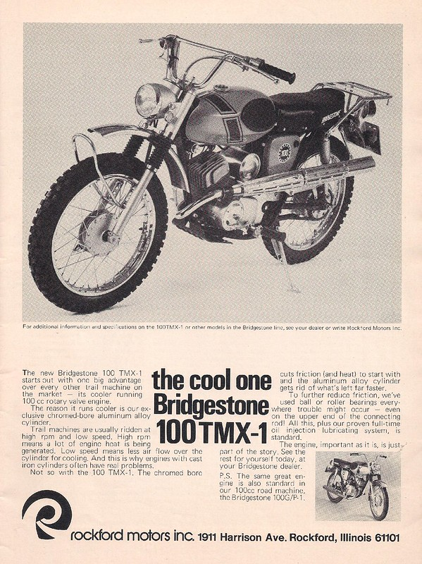 Bridgestone TMX-1