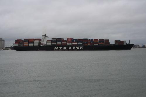 Photo of ship