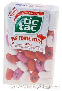 Tic Tac Be Mine Mix