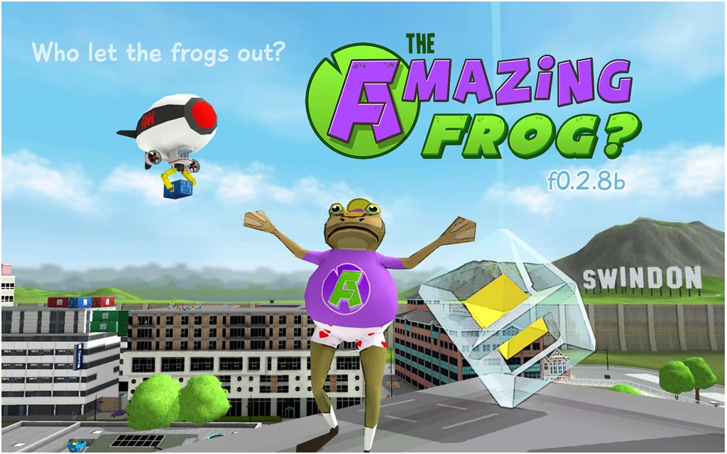 who-let-the-frogs-out