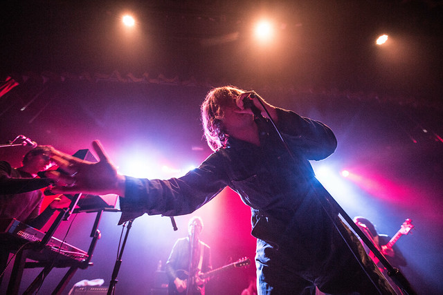 Ty Segall and The Muggers, CFM and Midriffs @ Royale