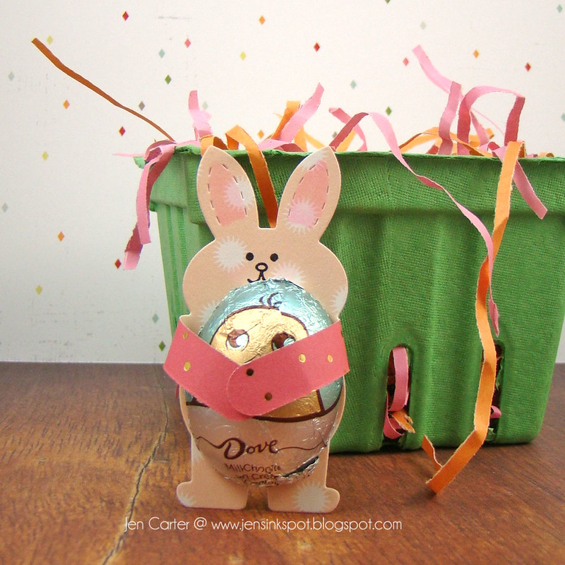 Jen Carter Bunny Hugger 2