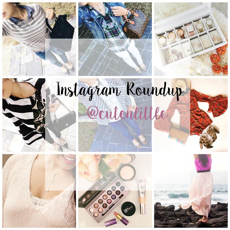 cute & little blog | InstaRoundup blog