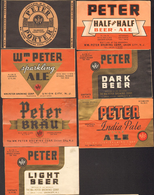 wmpeter-beerlabels