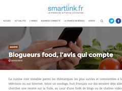 Blogueurs Food - L'avis d'y compte