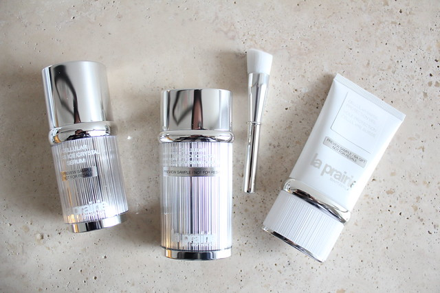 La Prairie Cellular Swiss Protection Veil and Cellular Swiss Ice Crystal Transforming Cream review
