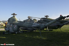 05 - ZD0105094 - Polish Air Force - Mil Mi-2 M2 Hoplite - Polish Aviation Musuem - Krakow, Poland - 151010 - Steven Gray - IMG_0501