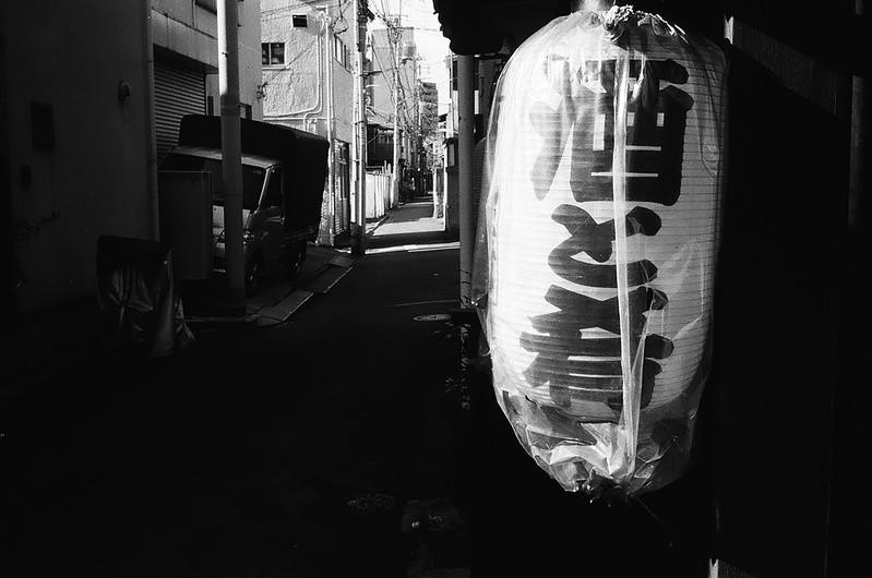 根津・上野 by OLYMPUS TRIP 35 2016年2月21日