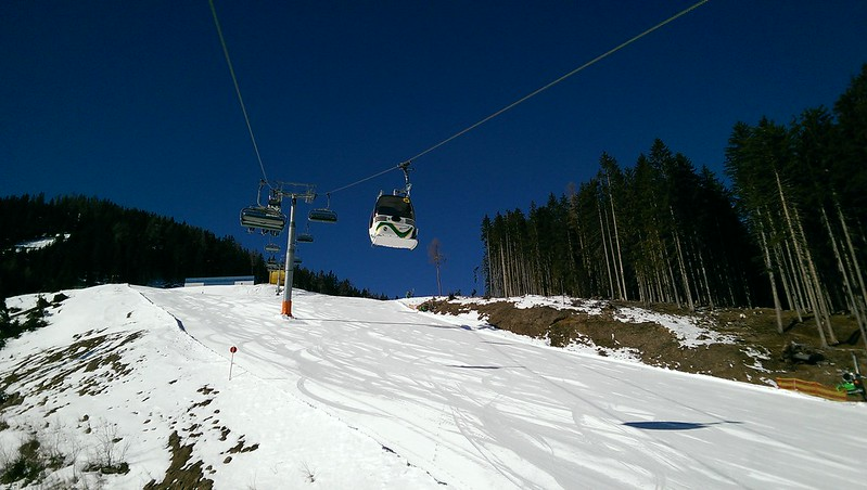 Hochwurzen, Obertalbahn