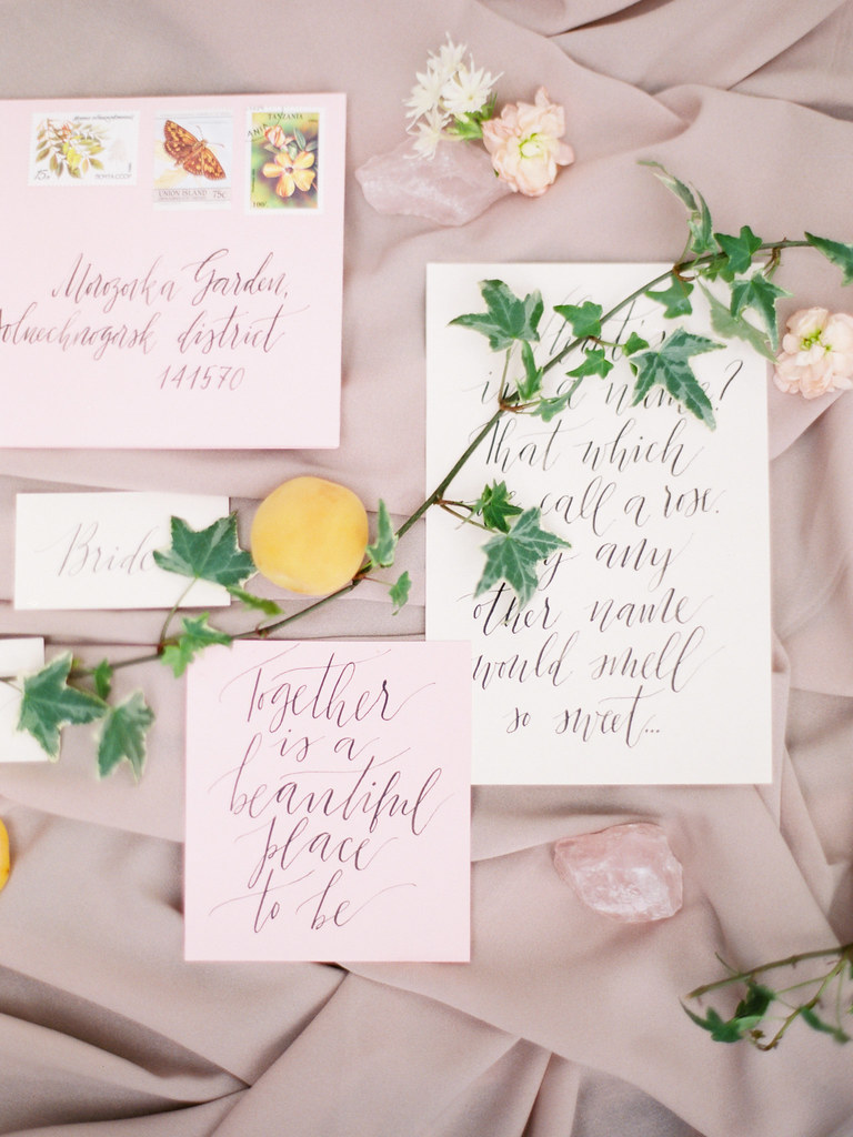 Gorgeous polygraph | photo by Elena Pavlova | Fab Mood - UK wedding blog #styledshoot
