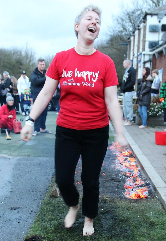 Firewalk Challenge Hedon