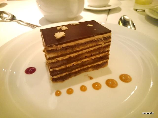 """""""Opera"""" Cake"""