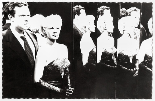Orson Welles and Rita Hayworth in The Lady From Shanghai (1947)