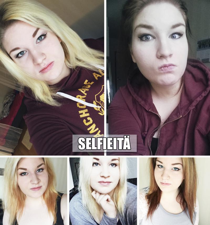 selfieitä