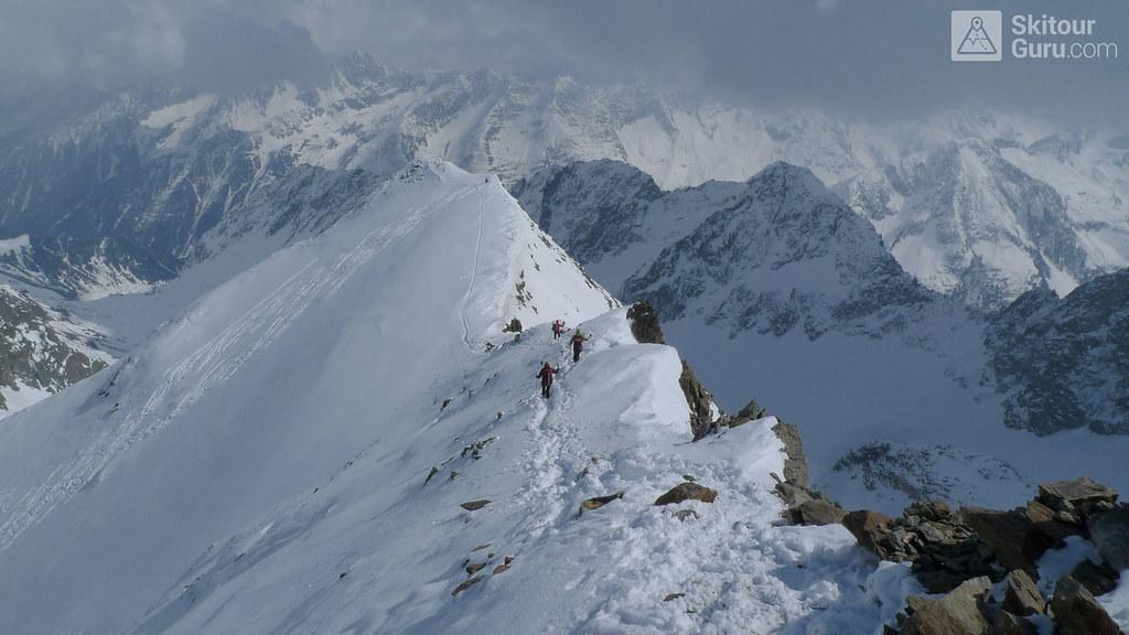 Östliche Seespitze Stubaiské Alpy Rakousko foto 15