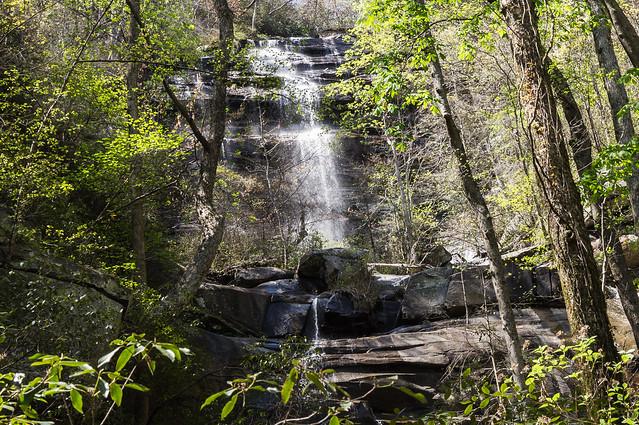 Pinnacle Mountain Falls - 5