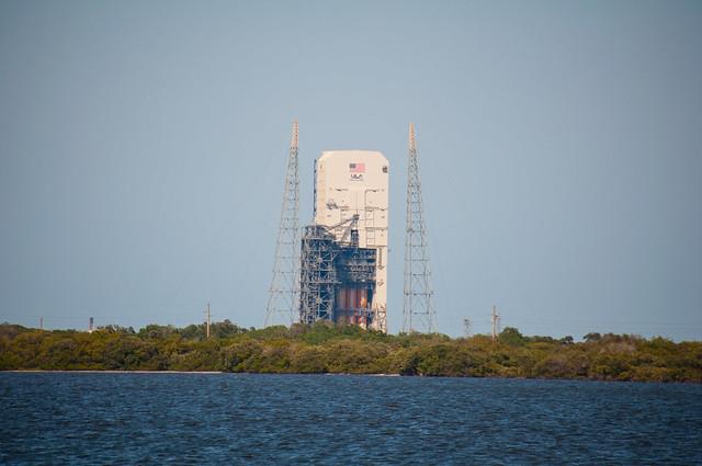 ULA Preparing Delta IV Heavy for June 2016 Launch