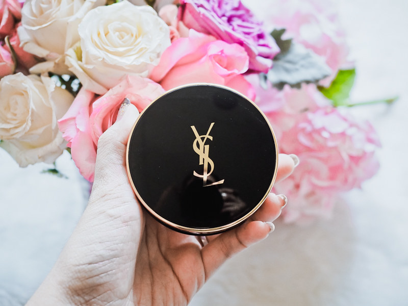 YSL Le Cushion Encre de Peau Fusion Ink Cushion Foundation