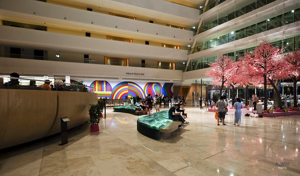 Tower 1 Main Lobby