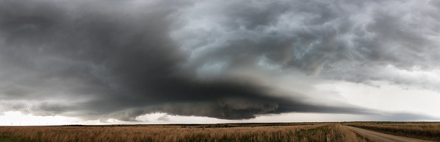 Bellevue Supercell Pano