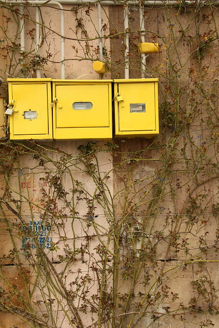 Electricity boxes