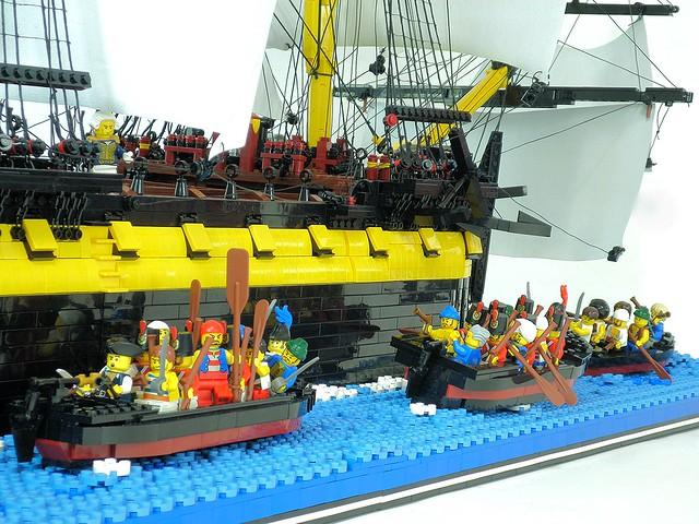 HMS Enterprize - A Glorious Chance!