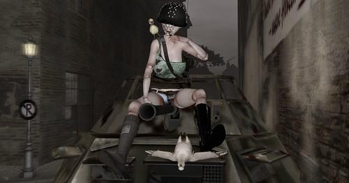 Tank girl II