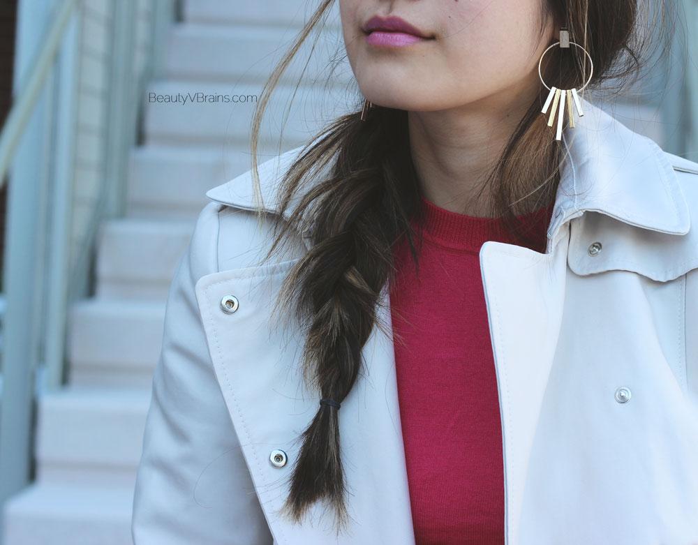 MAC Speed dial creme sheen lipstick