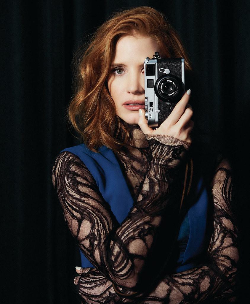Джессика Честейн — Фотосессия для «Modern Luxury» 2016 – 1