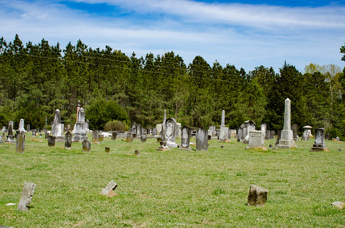 Bush River Baptist Church and Cemetery-040