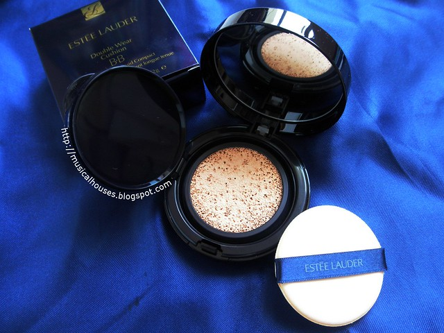 Estee Lauder Double Wear Cushion BB Review Open