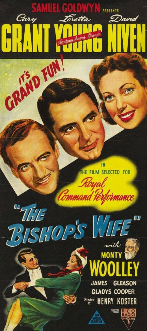 The Bishop`s Wife - Poster 6