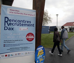 Ce forum de l'emploi est organisé en partenariat avec la Mairie de Dax, Orange, la Communauté d'Agglomération du Grand Dax, la Région Aquitaine, la Chambre des Métiers, Cap Emploi, Pôle Emploi, Mission Locale, CCI, et la Préfecture des Landes.