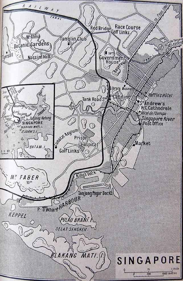 singapour 1928