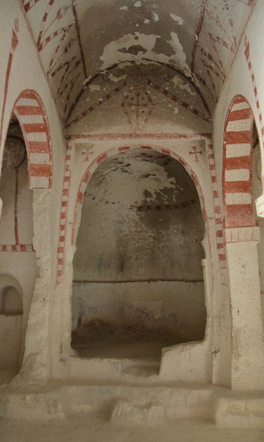 Aynalı Kilise (Symmetrical Church), 11th century AD, Göreme